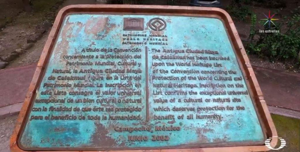 Calakmul es una joya de la cultura maya en Campeche