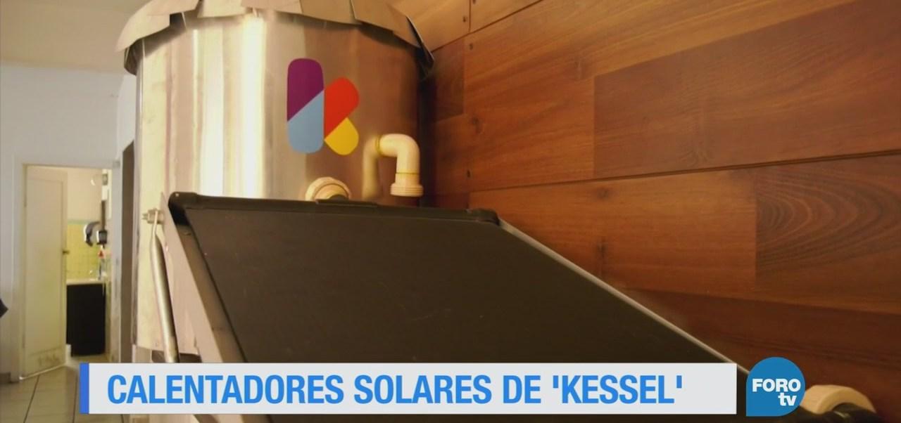Calentadores solares de Kessel