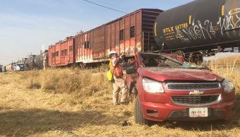 Cinco muertos y 19 lesionados por accidentes de trenes, en Jalisco