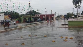 Frente frío 24 provocará lluvias en municipios de Campeche