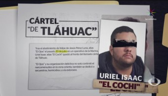 Capturan al número dos del Cártel de Tláhuac, en Monterrey