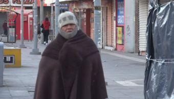 Se mantendrá descenso de temperatura en la mayor parte de México