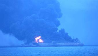Colisión de dos barcos en costa oriental de China deja 32 desaparecidos