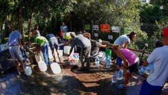 Ciudad del Cabo pide reducir consumo de agua por sequía