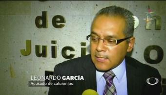 Ciudadano que denunció conflicto de interés, llevara el proceso en libertad