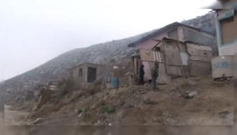 Zonas marginadas de Coahuila resienten con mayor intensidad el frio