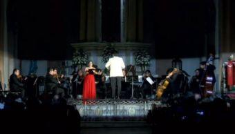 Dedican conciertos a San Sebastián, patrono de la ciudad de Veracruz