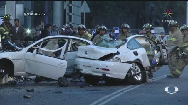 Condenan Nueve Años Prisión Conductor BMW