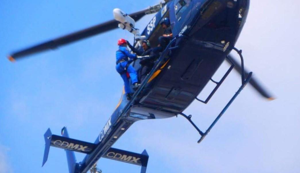 condores cdmx certifican dos ambulancias aereas