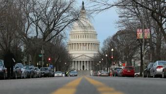 Congreso Estados Unidos aprueba fondos poner fin cierre Gobierno