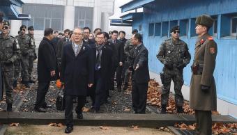 corea del norte y sur dialogan sobre juegos olimpicos