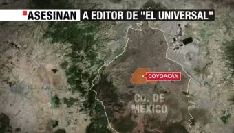 asesinan editor periodico universal delegacion coyoacan
