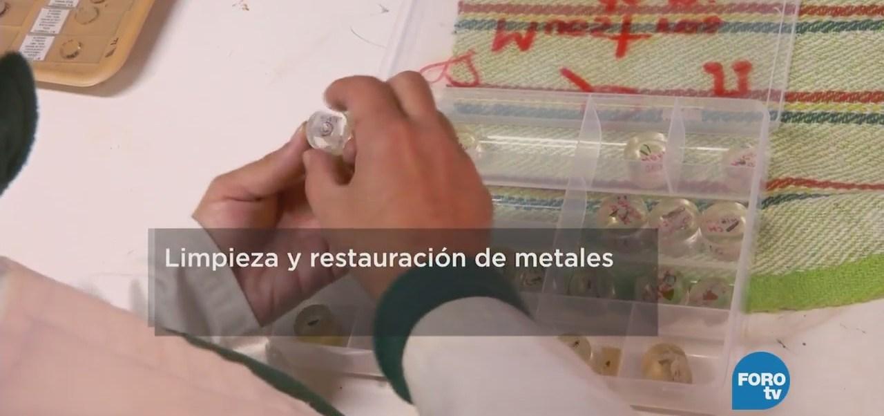 Crean Laboratorio Conservación Patrimonio Cultural Metálico