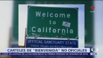 Critican Medida Protección Migrantes California