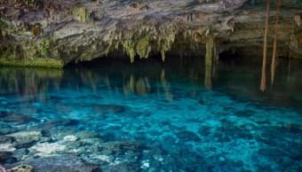 inah descubre tulum cueva inundada mas grande mundo