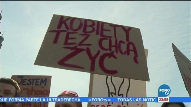 Debaten Propuesta Prohibir Aborto Polonia