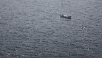 barco ruso con 21 tripulantes desaparece en el mar de japon