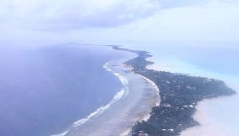 Desaparece Pacífico ferri 50 personas bordo