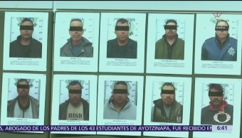 Desarticulan a banda de secuestradores en Zacatecas, dos eran policías