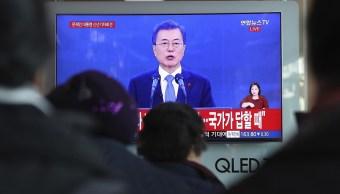 Surcorea desnuclearización es camino paz dos Coreas