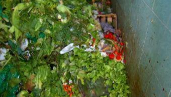 mexicanos desperdician alimentos año cdmx banco