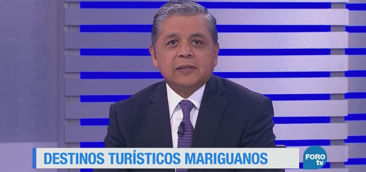 Destinos Turísticos Mariguanos Declaraciones Secretario Turismo, Enrique De La Madrid