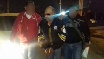 Detienen a hombre acusado de homicidio de una mujer en Neza