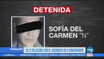 Detienen en Reynosa a líder del Cartel del Noreste