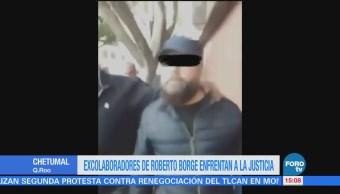 Dictan Prisión Preventiva Mauricio Góngora Excolaborador Borge