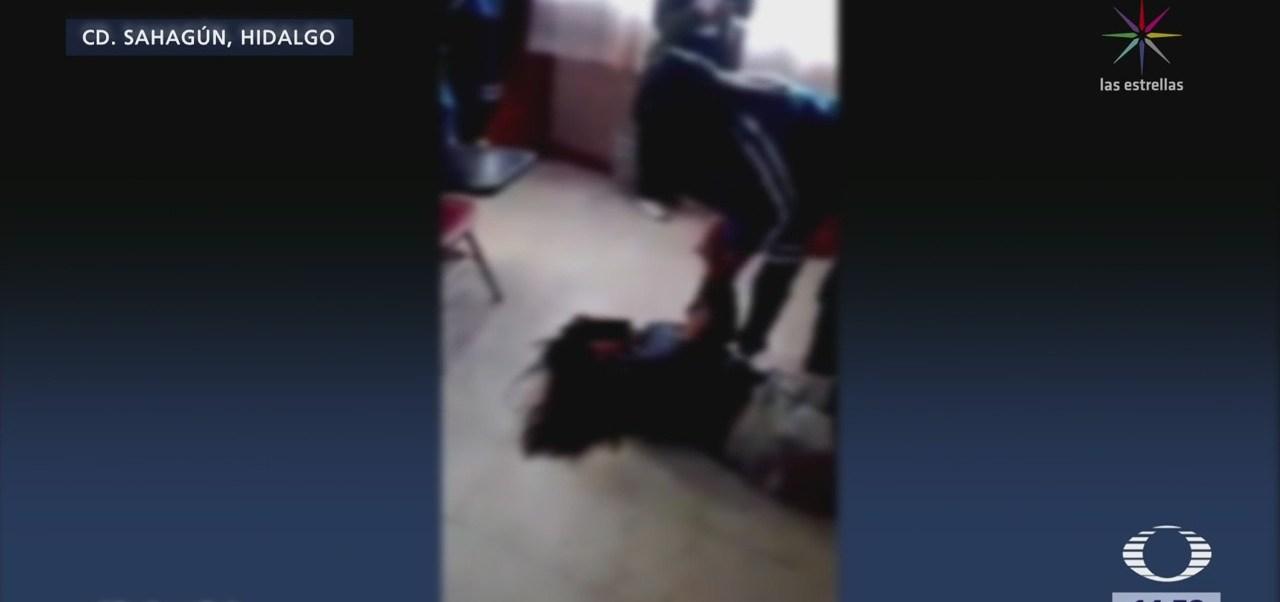 Difunden Video Bullying Contra Niña Hidalgo