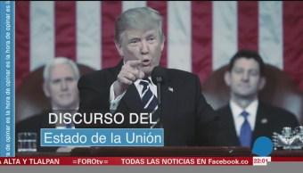 Discurso Estado Unión Trump Parte 1 Ana Paula Ordorica, Carlos Bravo, Luis Estrada