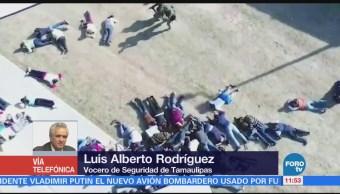 Disputa de negocios ilícitos, origen de alertas en Reynosa, dicen autoridades