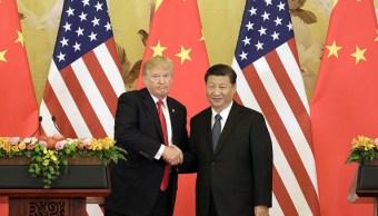 La relación Estados Unidos China era Trump