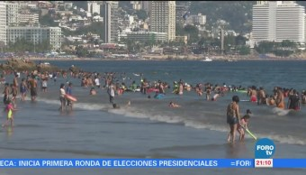 Efectos de la alerta de viaje de EU en Colima y Guerrero