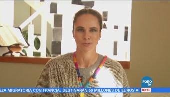Alejandra Diener habla sobre el amor de donación