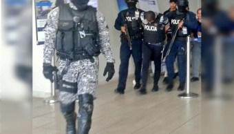 Detienen en México a uno de los delincuentes más buscados en Panamá