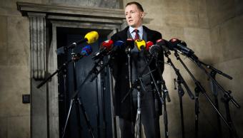 El fiscal danés Jakob Buch-Jepsen. (EFE)