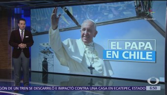El papa Francisco se reunirá con etnias amazónicas en Perú
