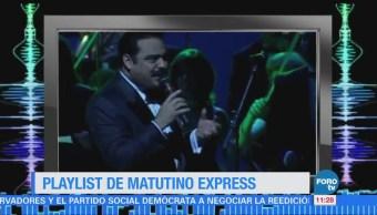 Playlist Semana Matutino Express Reporñero
