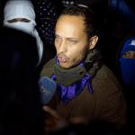 El policía Oscar Pérez, quien se rebeló contra Maduro