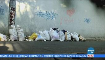 El problema del exceso de basura en Iztapalapa