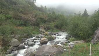 el rio jamapa nace del hielo del pico de orizaba
