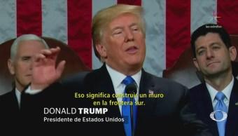 Trump Pronuncia Primer Estado Unión