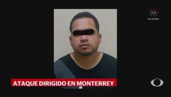 Ataque Presunto Ajuste Cuentas Nueve Muertos Nl