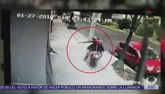 Encañonan a menores para asaltarlos en la colonia Narvarte, CDMX