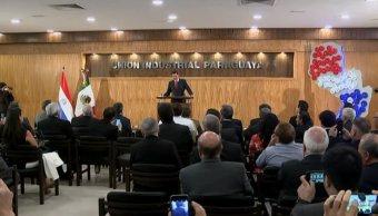 Enrique Peña Nieto destaca la estabilidad macroeconómica de México