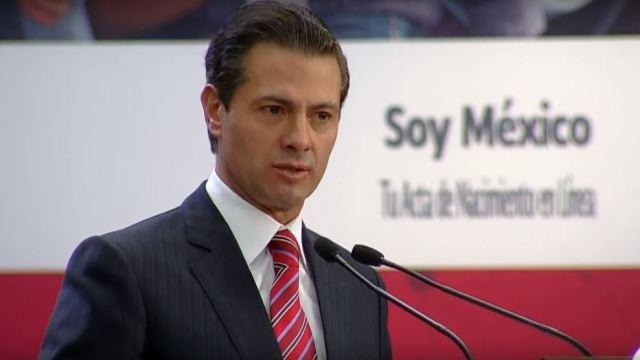 Peña Nieto encabeza el evento 'Soy México.