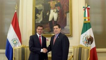 pena nieto mexico pocos paises gran estabilidad politica