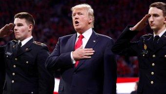 Casa Blanca anuncia que examen médico Trump no incluirá revisión psiquiatrica