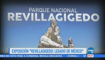 Exposición Revillagigedo: Legado de México